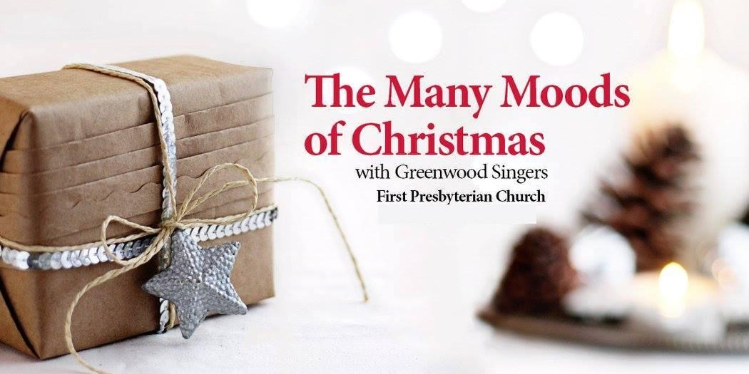 The many moods of Christmas with Greenwood Singers